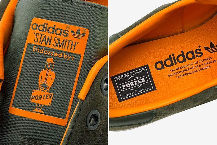 Adidas X Porter Stan Smith Sneaker Freaker4
