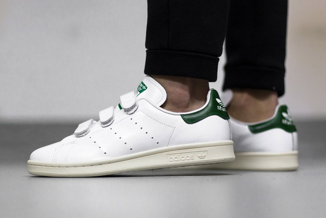 Material Matters Velcro Adidas Stan Smith Comfort