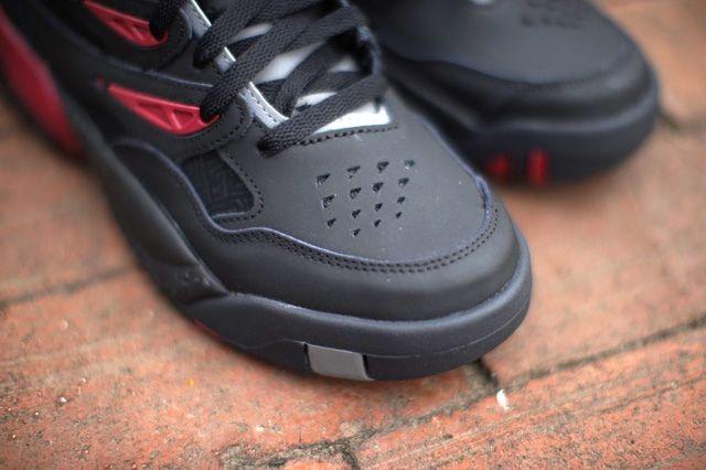 Adidas Mutombo 2 Black Burgundy 2