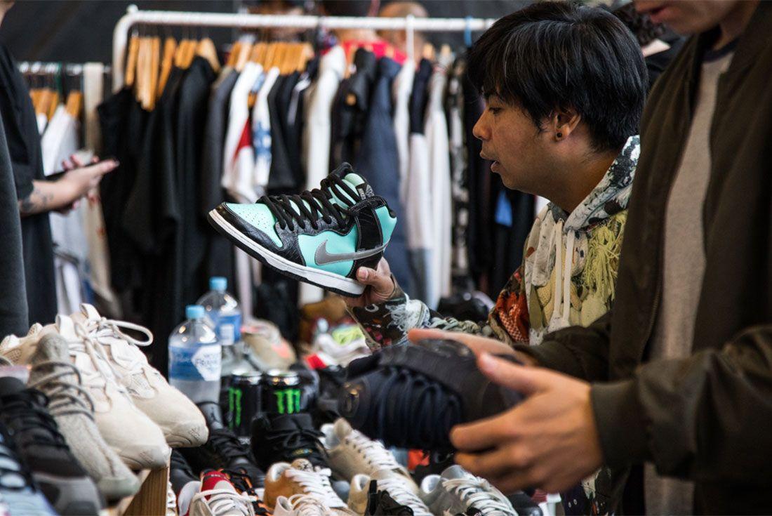 Sneaker Freaker Swapmeet 2019 Event 32