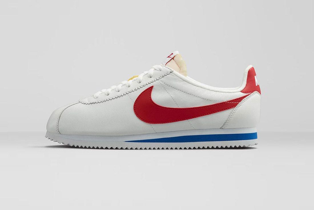 Material Matters Lost Soles Nike Cortez