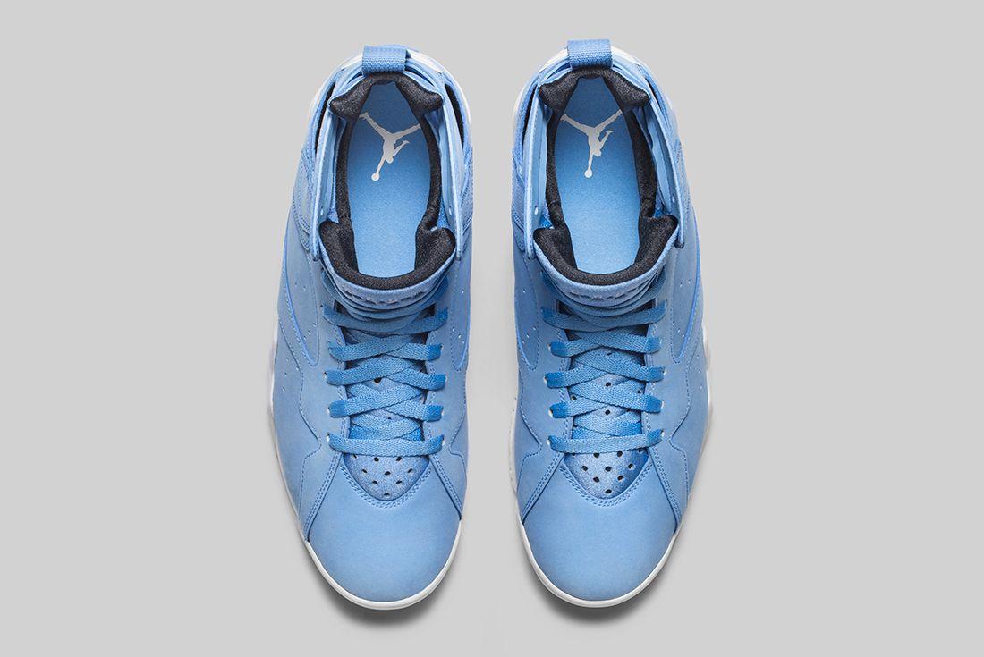 Air Jordan 7 University Blue4