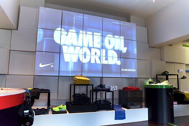 Nike Sydney Pop Up Store 4 1