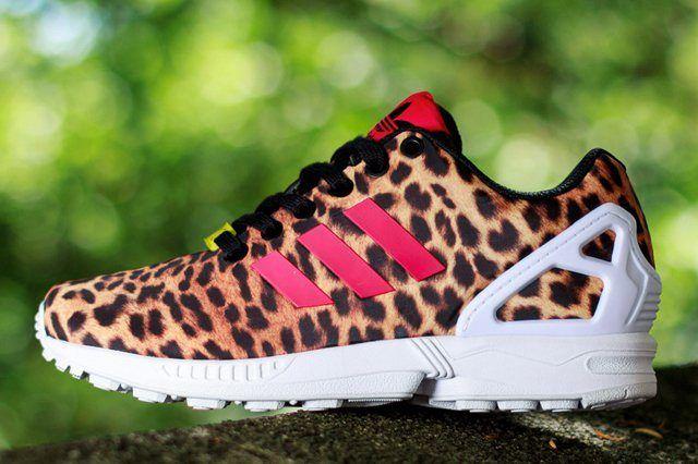 adidas Zx Flux (Leopard) - Sneaker Freaker