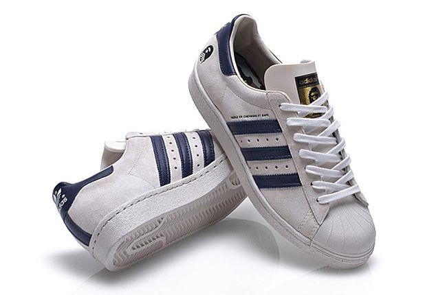 Adidas Bape Superstar B Sides 7 11