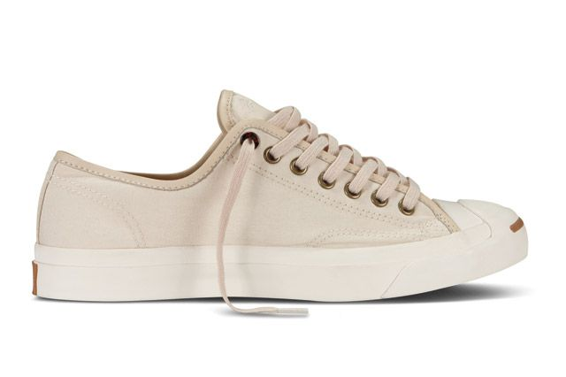 Converse Jack Purcell Washed Suede Sideview3