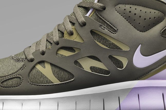 Nike Snearboots 2013 Roshe Mid 4