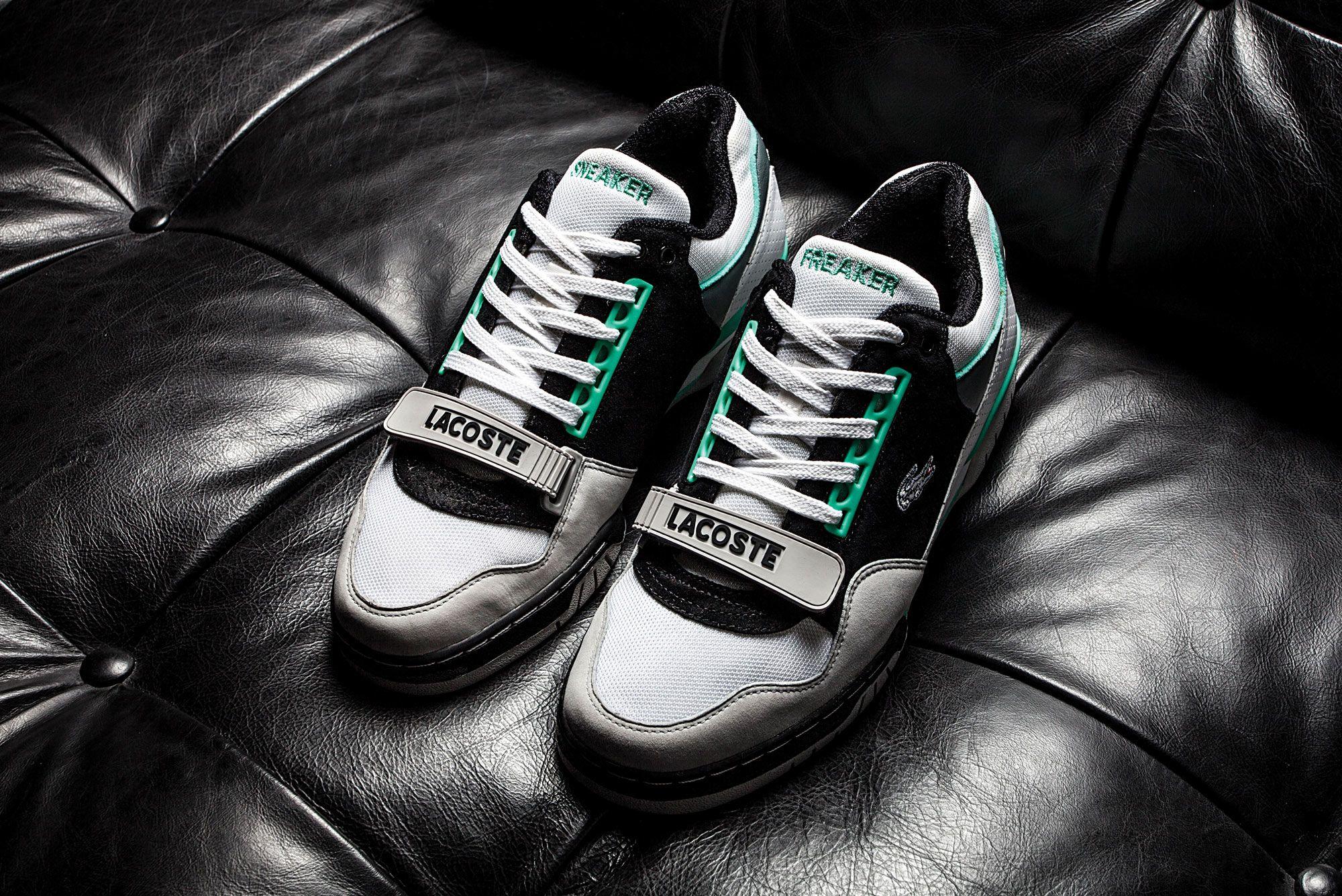 Sneaker Freaker x Lacoste Missouri