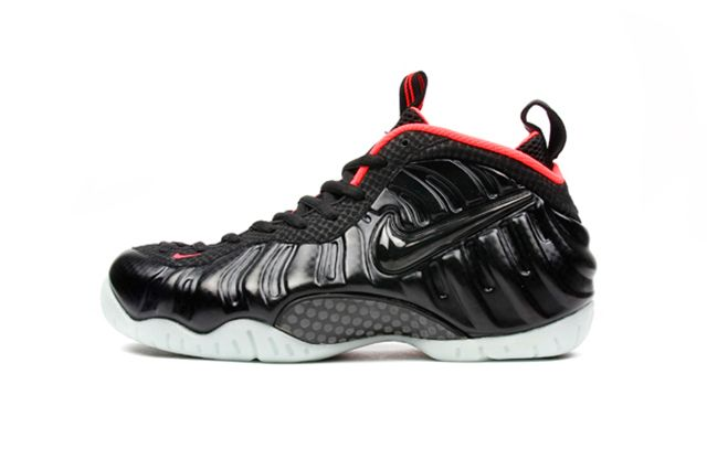Nike Air Foamposite Pro Prm Solar Red 7