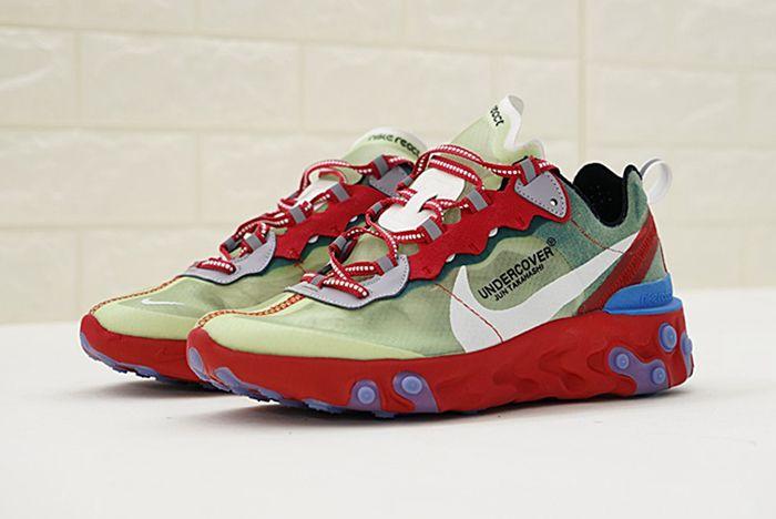 Undercover Gyakusou Nike React Elemt 87 10