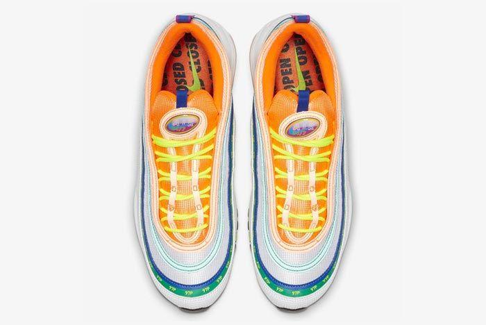 Nike Air Max 97 London Summer Love Top