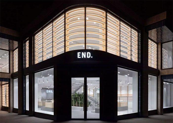 End London