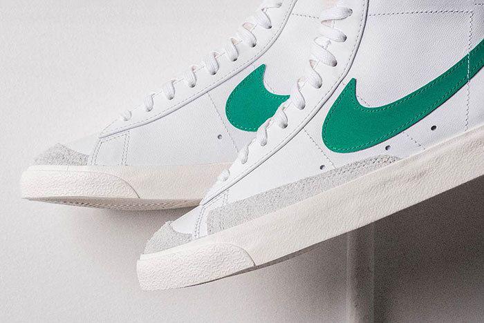 Nike Blazer Mid 77 Green 2