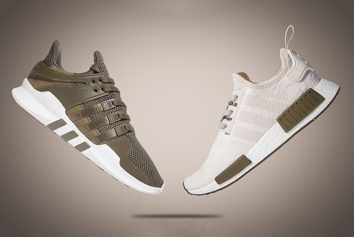Champs Sports Exclusive Adidas Nmd Eqt 2