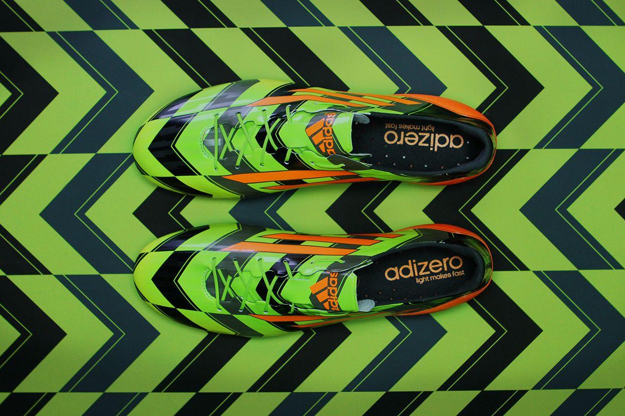 Adidas Unveils The Lightest Cleat Ever The Adizero F50 Crazylight 1