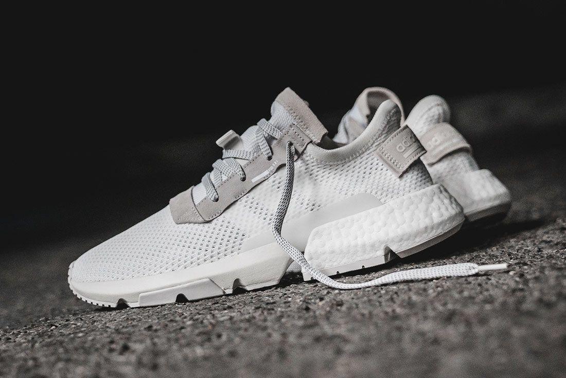 Adidas Pod Footwear White 1
