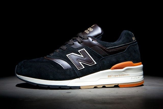 New Balance 997Made In Usa Black 51