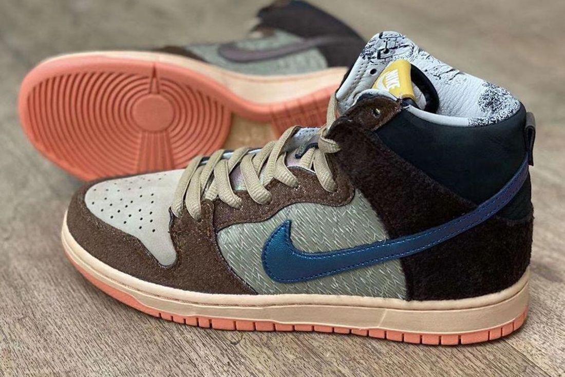 "Concepts x Nike SB Dunk High ""Duck�"