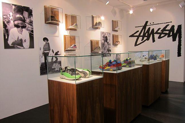 Stussy Sneaker Museum 2 1