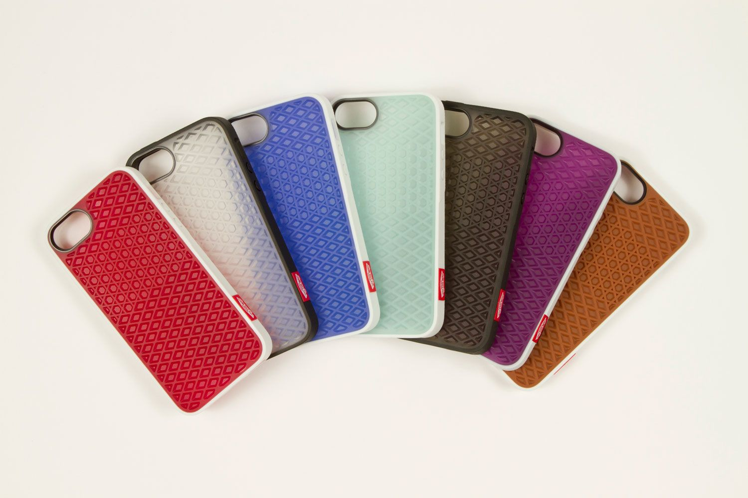 Vans X Belkin I Phone 5 Waffle Sole Case Collection