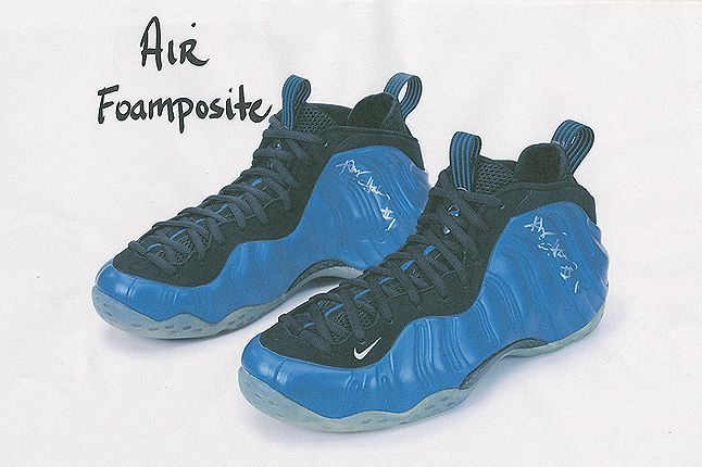 The Making Of The Nike Air Foamposite One 5 1