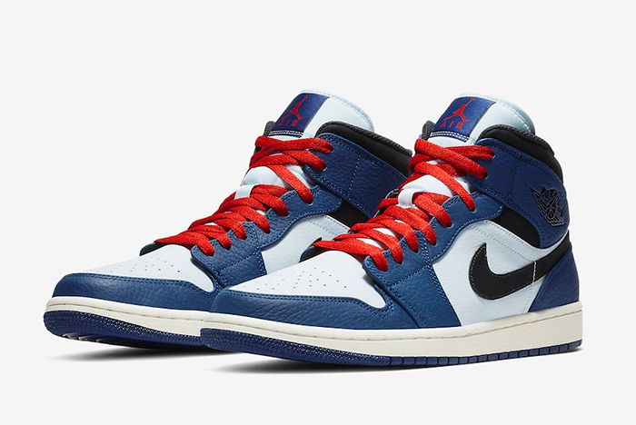 Air Jordan 1 Red Blue Release Date Release 4