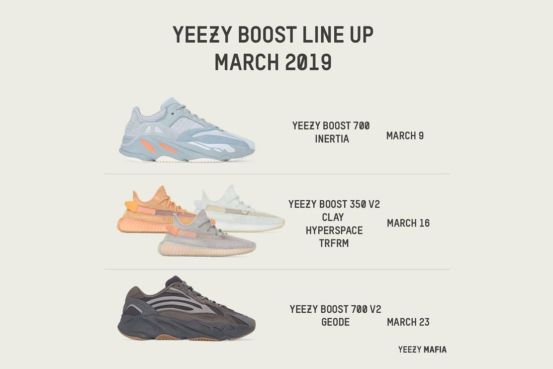 Yeezy Mafia Interview March Lineup