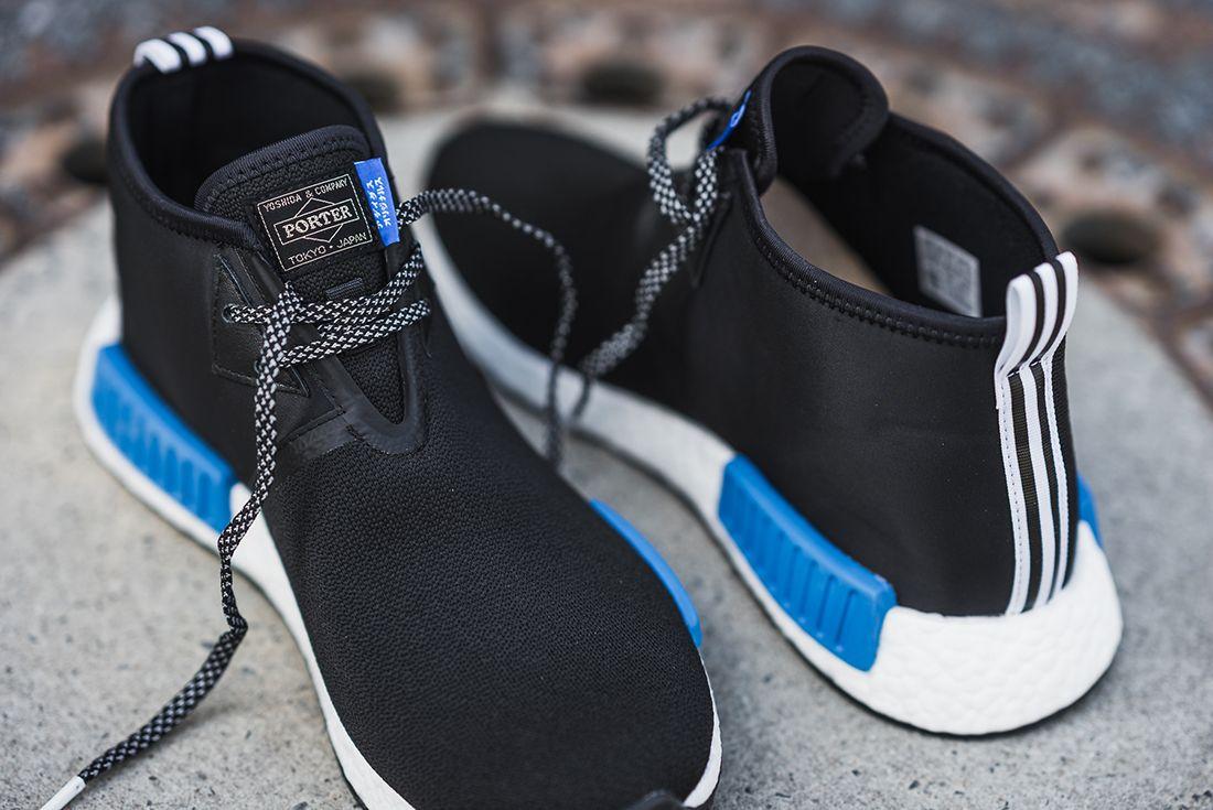 Porter X Adidas Nmd Chukka 4