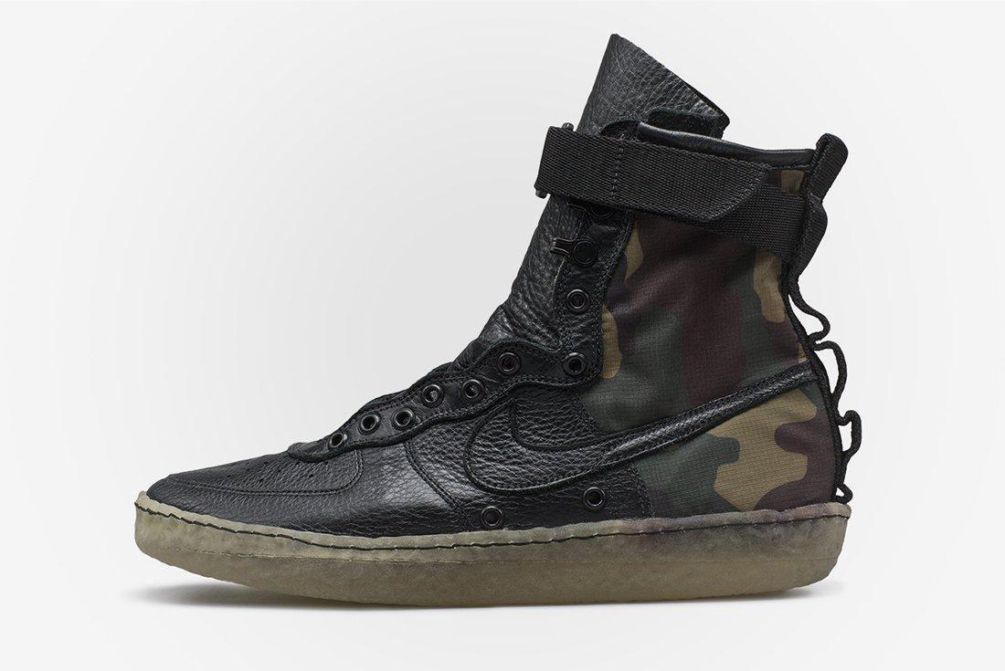 Nike Sf Air Force 1 Behind The Design 2