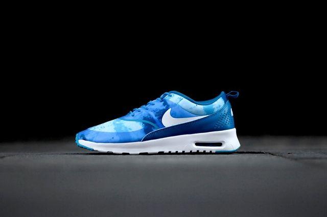 Nike Air Max Thea Print Blue Lacquer 3