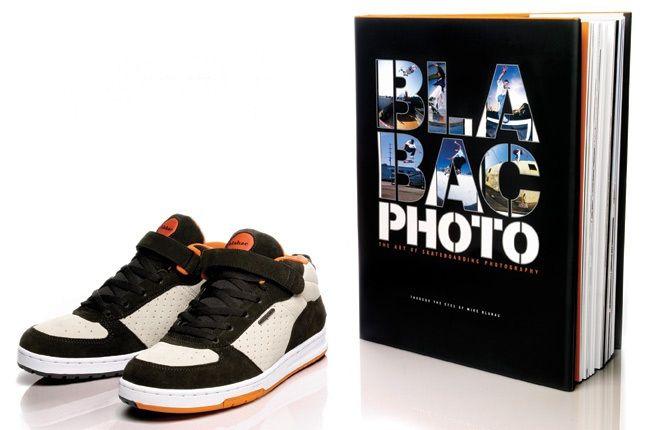 Blabac Book Shoe 1