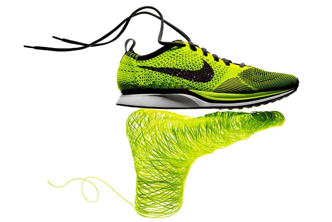 Nike Vs Adidas Flyknit Patent Sneaker Freaker 5