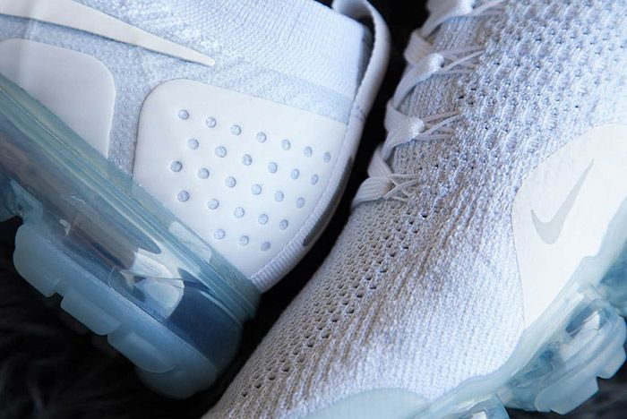 Nike Vapormax 2 White Platinum 2