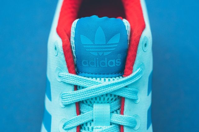 Adidas Zx Flux Techfit Og Aqua Yellow 1