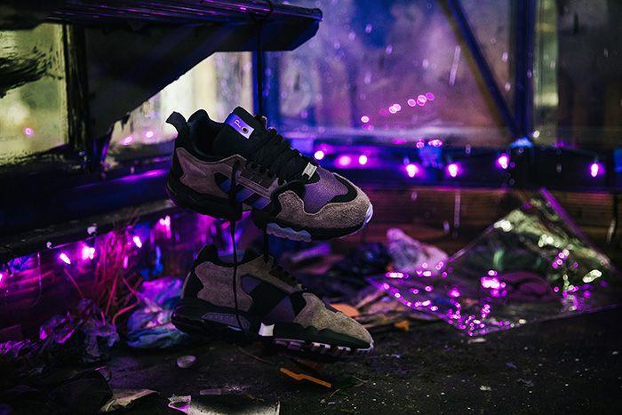 Packer Shoes Adidas Consortium Zx Torsion Mega Violet Release Date Floating