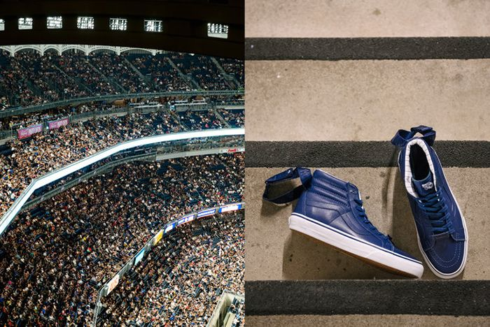 The General X Mlb Yankees X Vans9