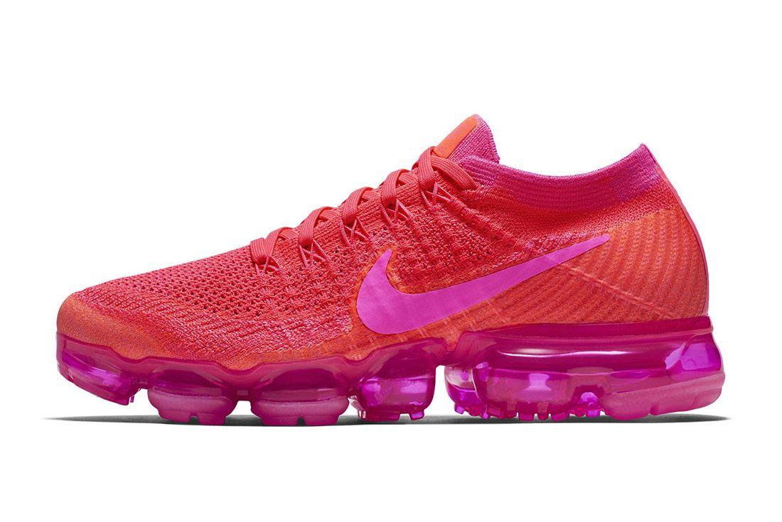 Nike Air Vapormax Womens Pink 2