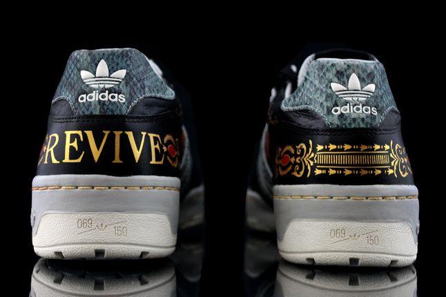 Revive Customs Adidas Rivalry Heel 1