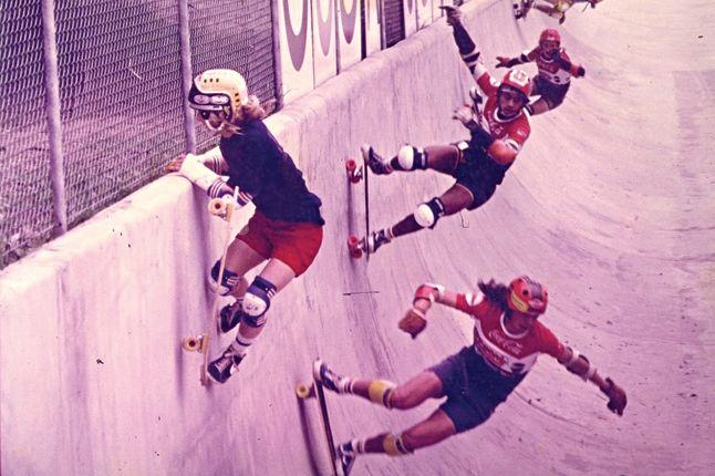 Tony Hallam Vintage Skate 2