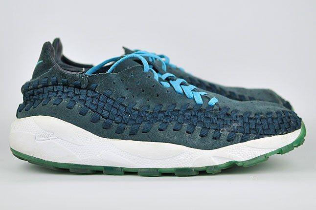 Nike Blue Footscape 1