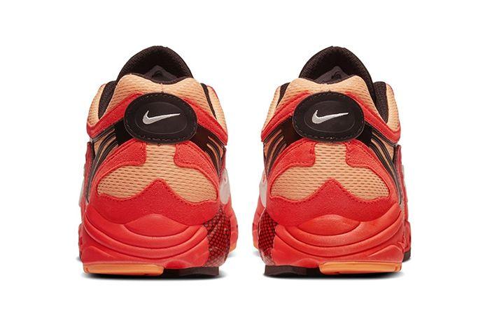 Nike Air Ghost Racer Nyc New York City Marathon Big Apple Red Release Date Heel