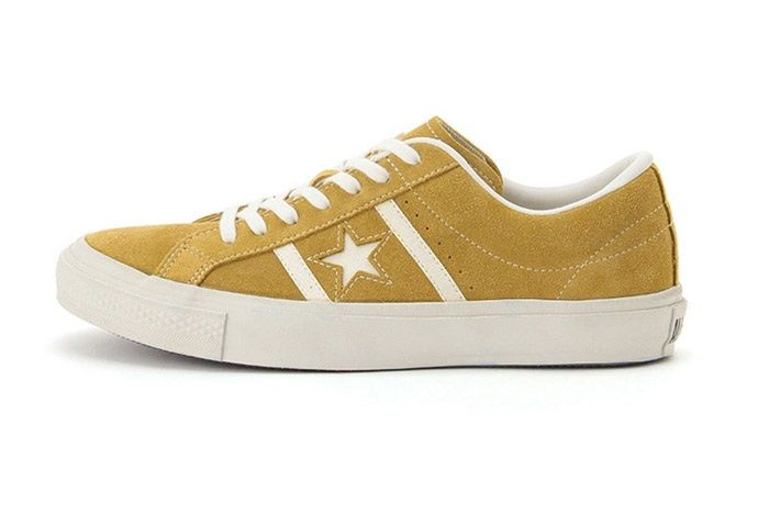 Converse Japan Star Bars Suede Classic New Colors 2017 2