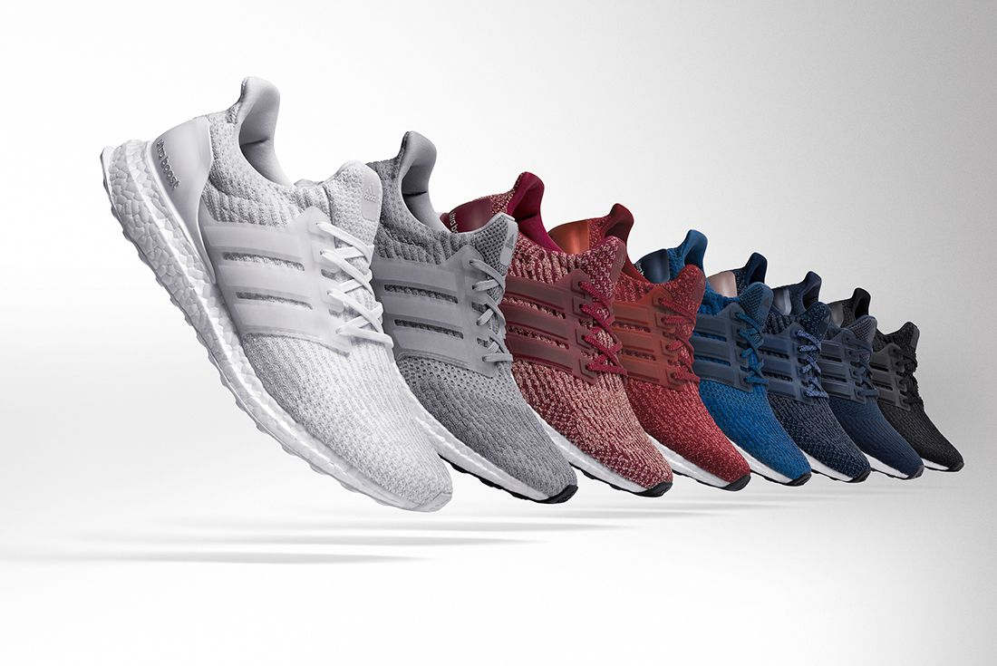 The Adidas Ultra Boost 3 0 Debuts In 11 Different Colourways2