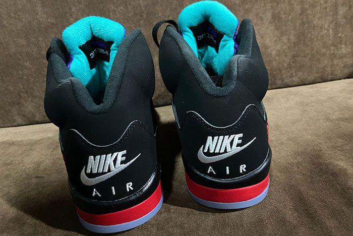 Air Jordan 5 Top 3 2020 Cz1786 001 Release Date 7 Leaked Shots