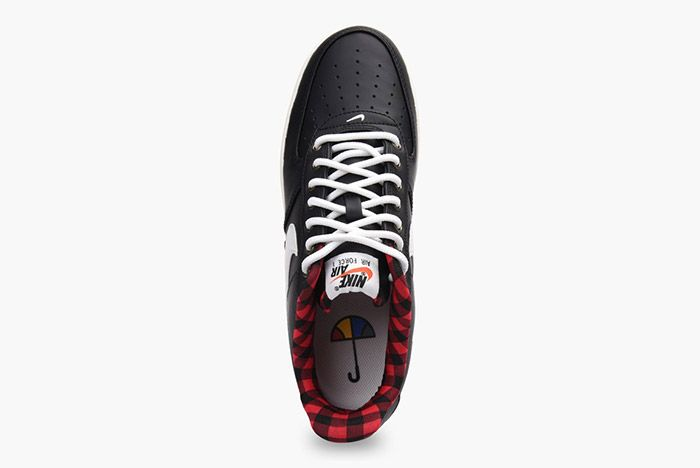 Nike Air Force 1 07 Lv8 Black 4