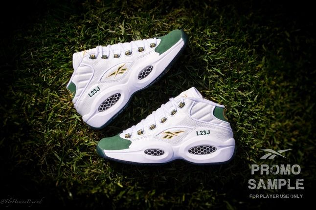 Packer Shoes Reebok Question For Player Use Only 6