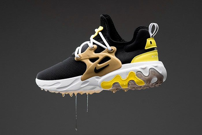 Nike React Presto Brutal Honey Av2605 001 Side Shot 5