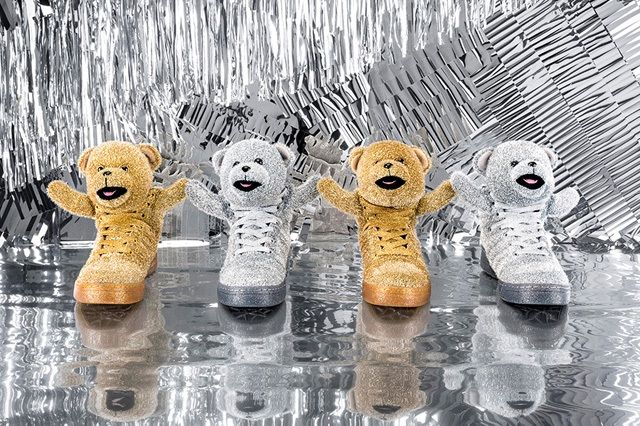 Jeremy Scott Adidas Originals Holiday Bears 2