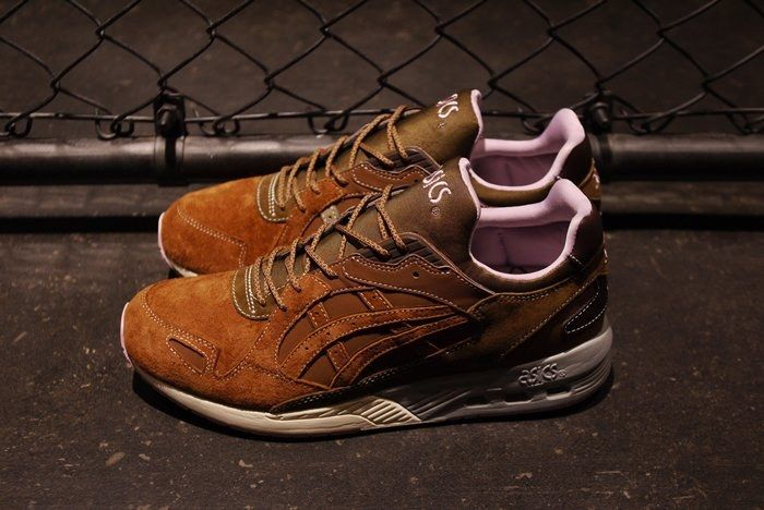 Mita Sneakers X Asics Gt Cool Xpress Lotus Pond