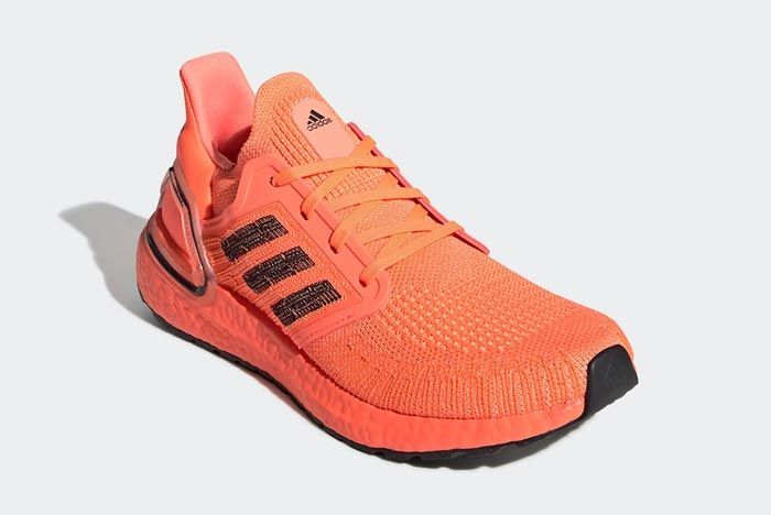 Adidas Ultraboost 2020 Signal Coral Front